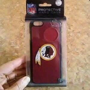 NIP NFL Washington Redskins Hard Phone Case
